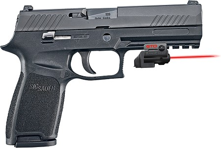 GTO/FLX65 SIG Sauer P320 Full-Size