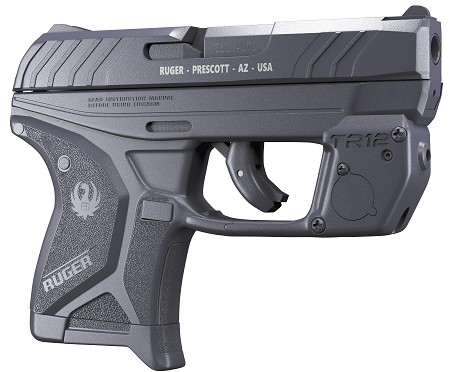 TR12 GREEN Laser for Ruger LCP II