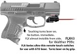 GTO/FLX43 Walther P99c