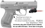GTO/FLX44 Walther P99