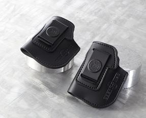 TR5 G43 INSIDE WAISTBAND LEATHER HOLSTER LEFT HAND