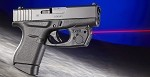 TR5 RED Laser for Glock 42 & 43