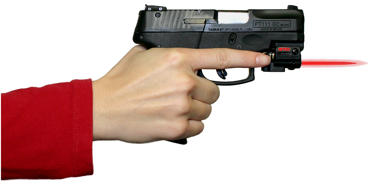 GTO shown with finger touch adapter (FTA)