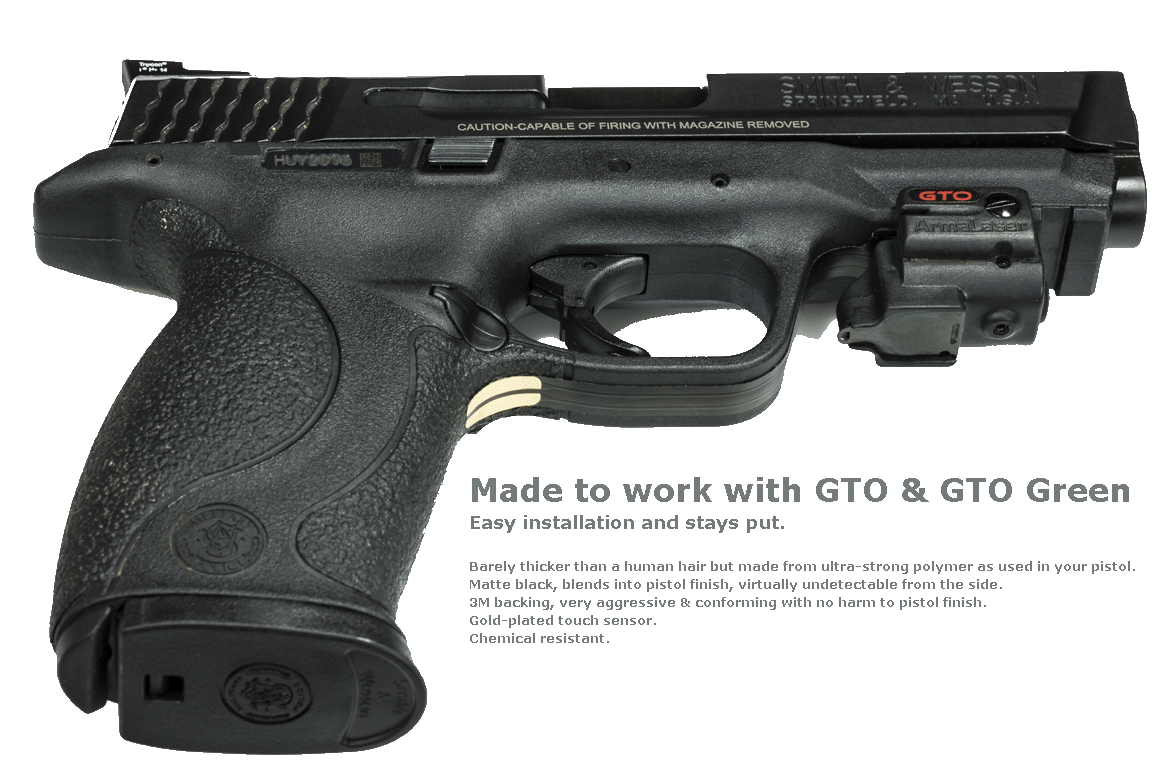 Custom-Fit Grip-Activation Switches