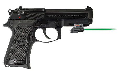 GTOG/FLX94 Beretta 92FS and 92FS Compact with Rail
