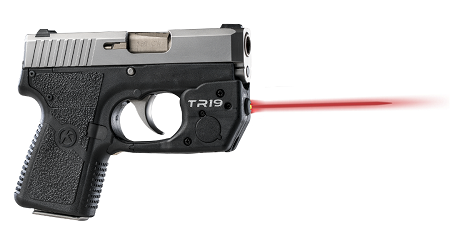 TR19 RED Laser for Kahr P380, CT380, CW380