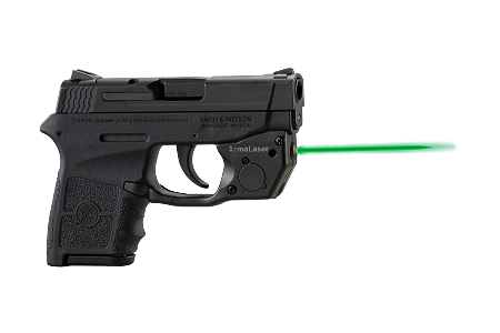 TR24G Green Laser for S&W M&P Bodyguard 380