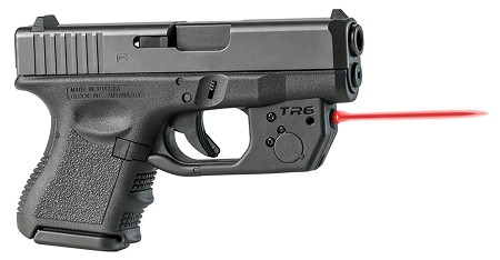 TR6 RED Laser for Glock 26, 27, 33