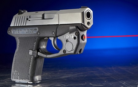 TR14 RED Laser for Kel-Tec P-11