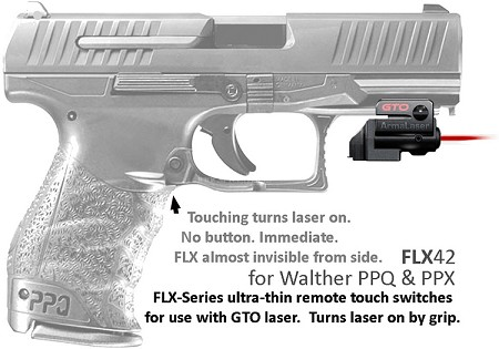 GTO/FLX42 Walther PPQ M2/PPX