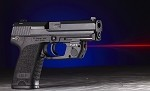 TR7 RED Laser for H&K USP Full Size